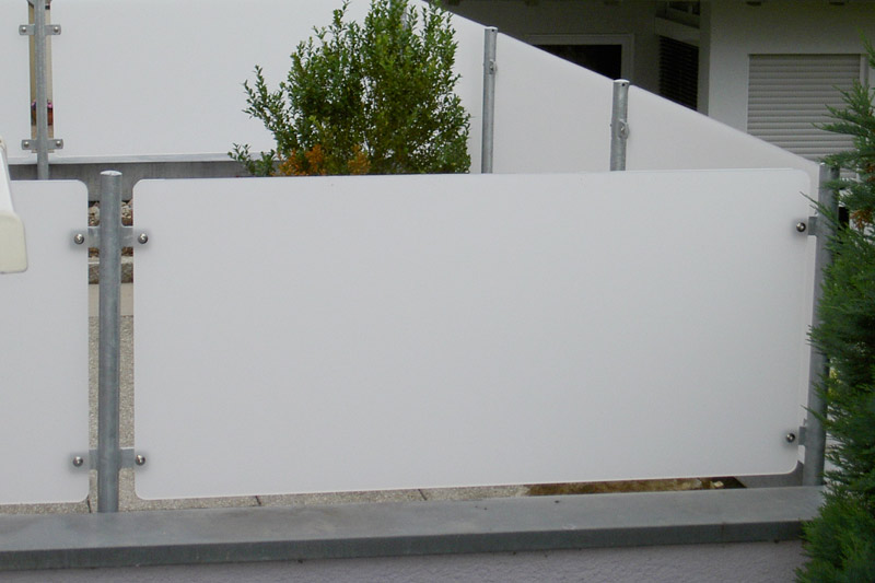 Super Plexiglas Gebele | Füllungen für Treppengeländer und Balkon CT85